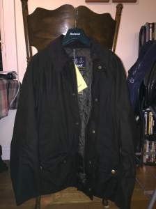 Barbour Argon I got for 65% off :)