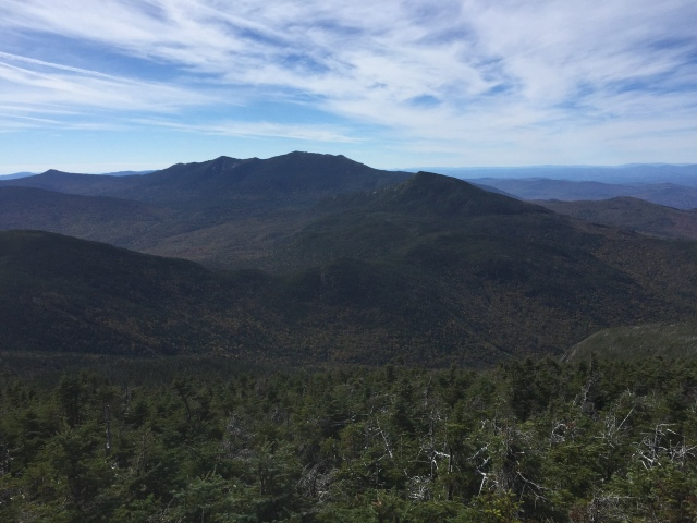 View of Franconia Ridge & Mt. Garfield