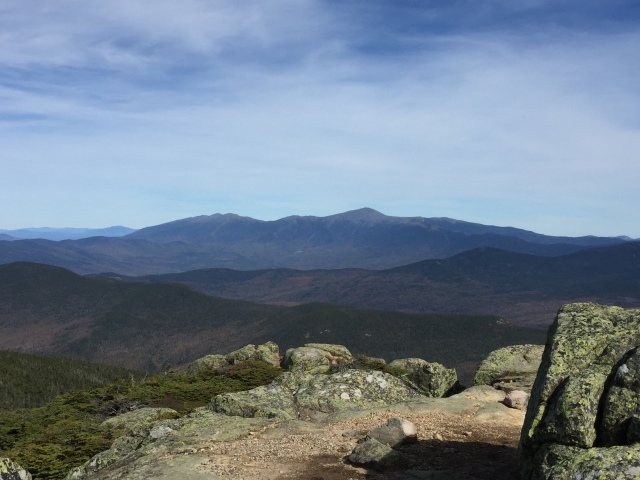 View of the Presidential Range