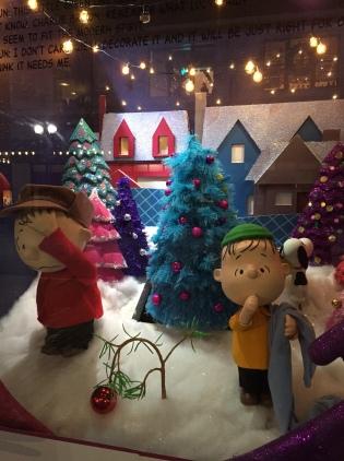 Charlie Brown's Christmas Tree!