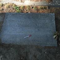 Harriet Lothrop's Grave